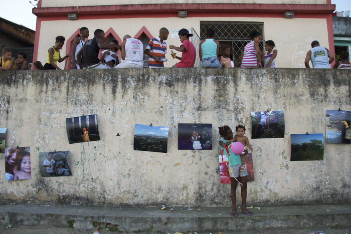 Community photography exhibition